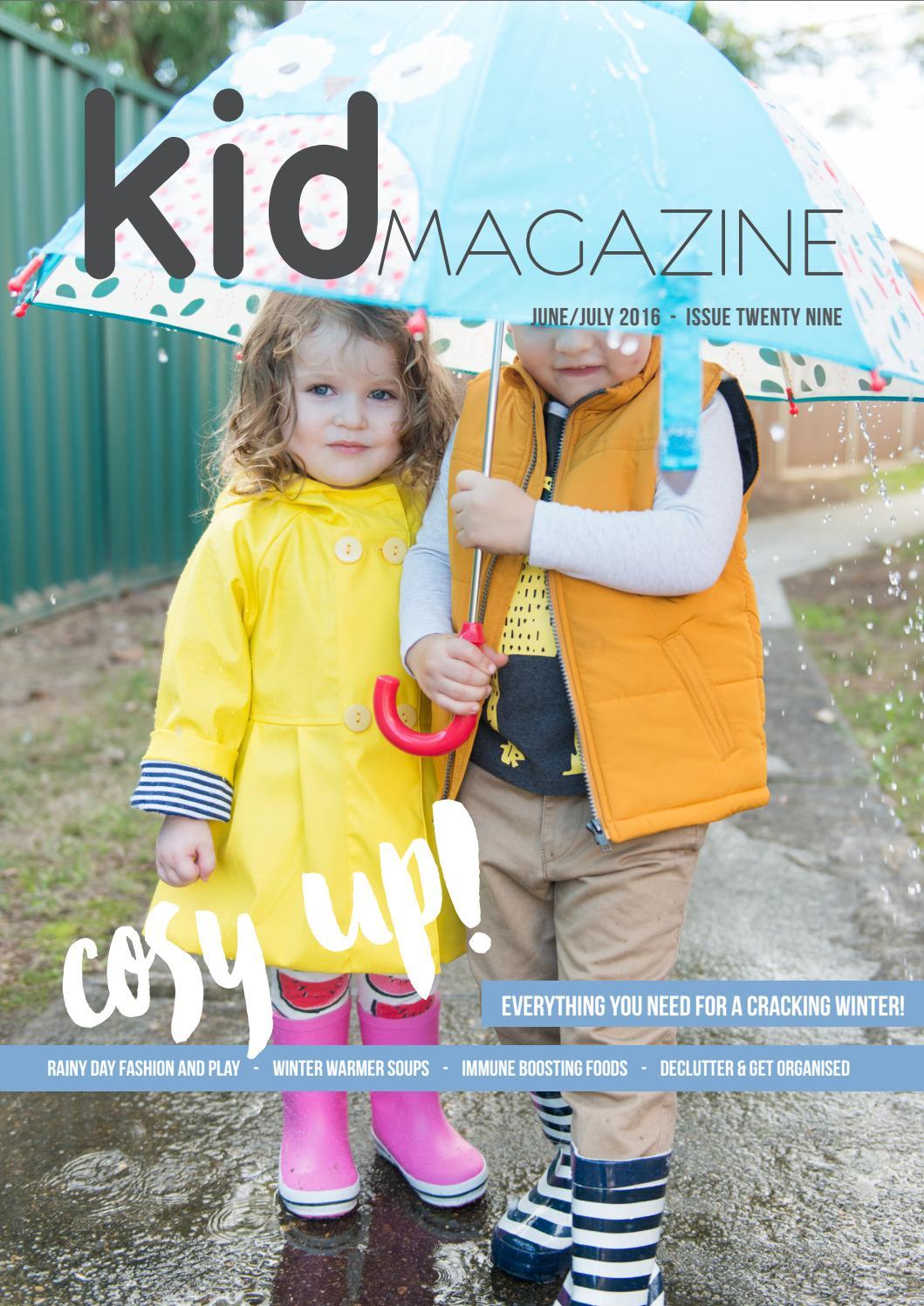 Kid Magazine Issue Twenty Nine