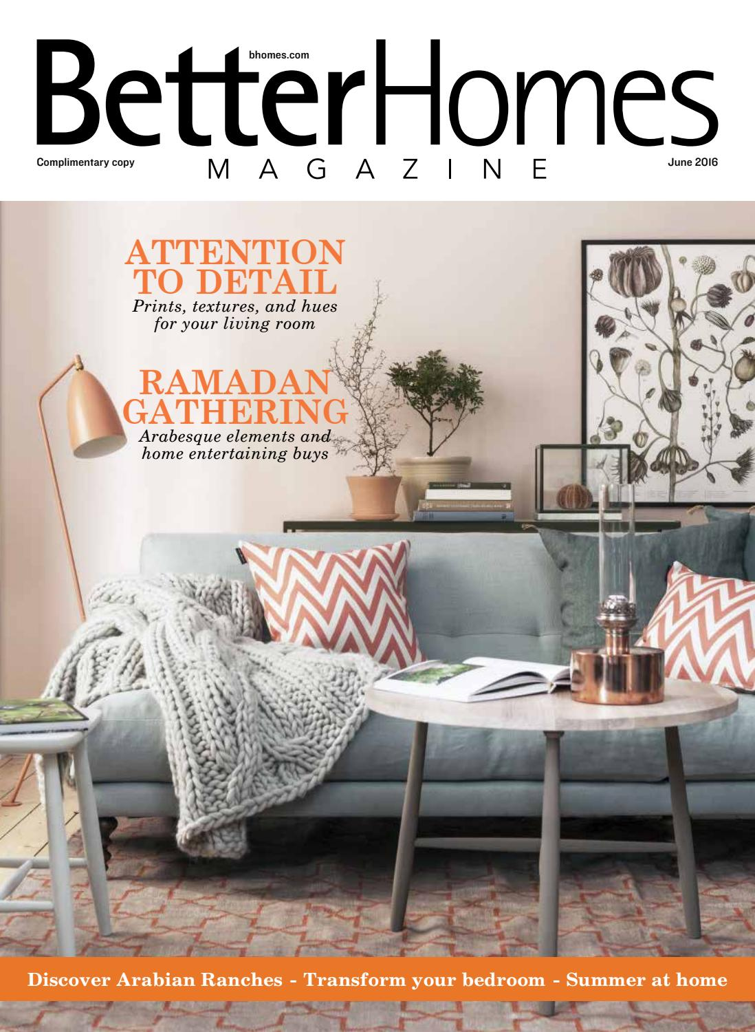 Better Homes Magazine Jun 39 16 By Hot Media Issuu