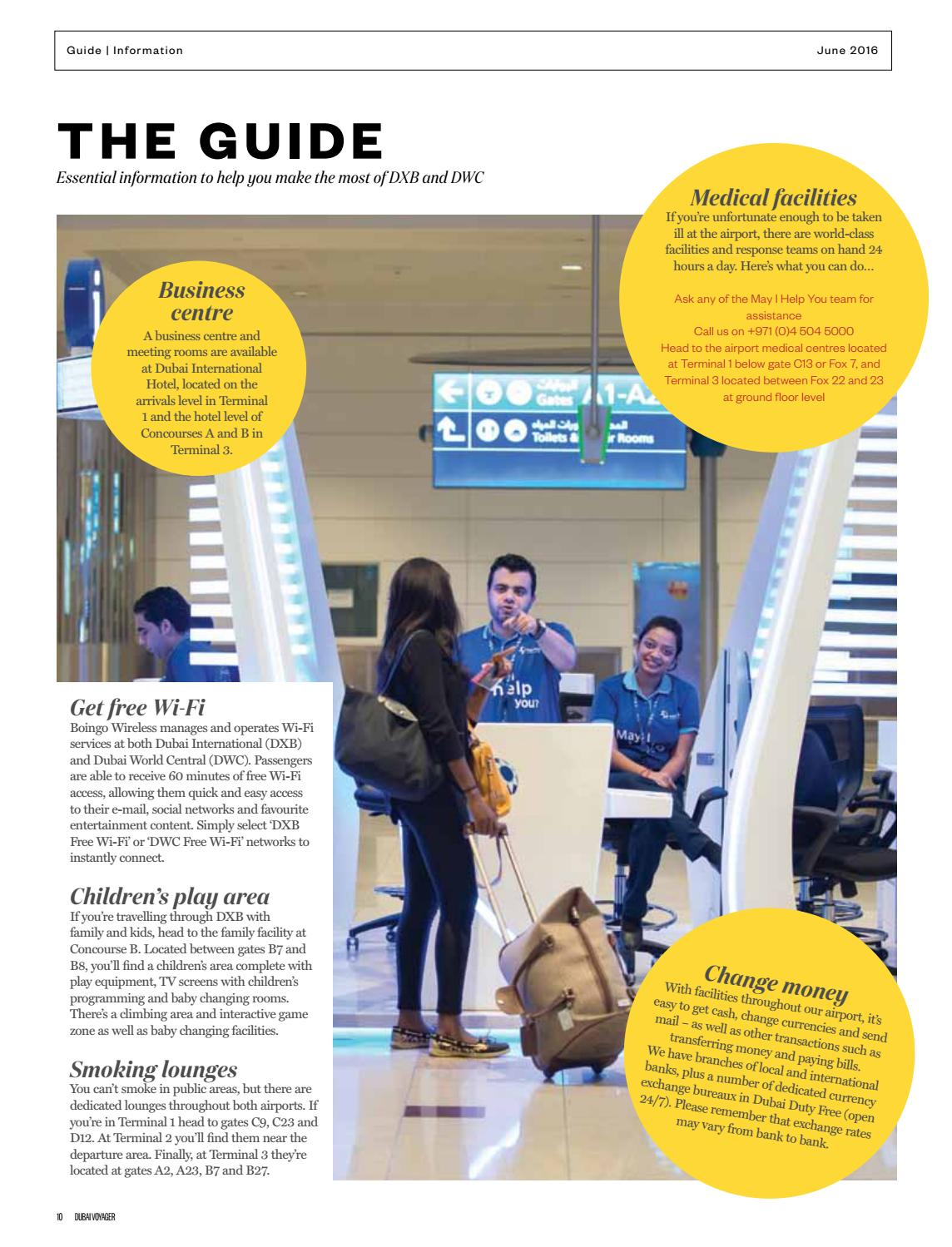 Dubai Voyager | June 2016 by Motivate Publishing - issuu
