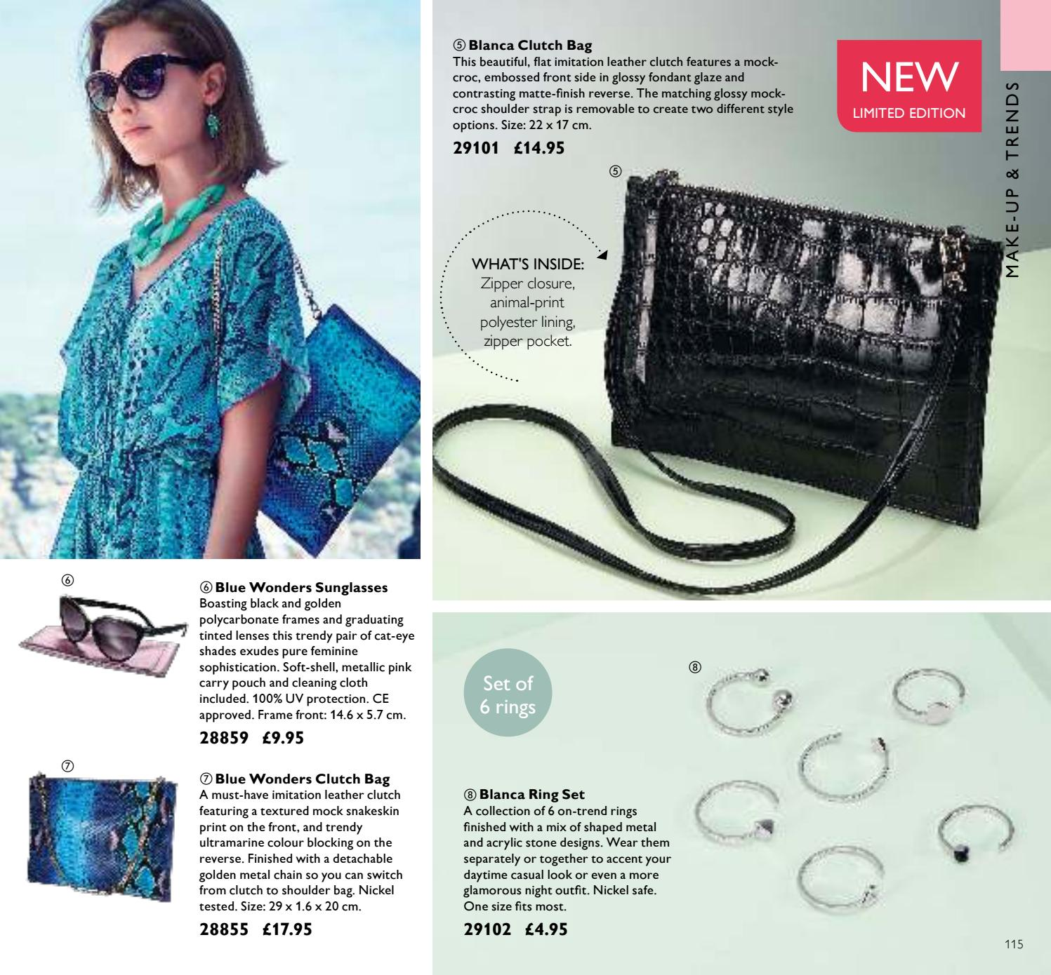 ... Pouch Source · Catalog oriflame c10 2016 uk by f b issuu 7d47b23af6367