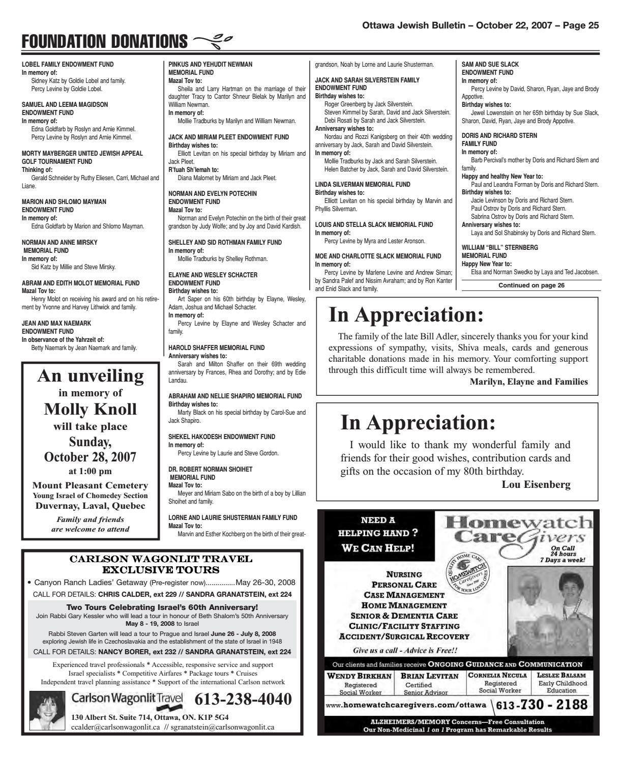 Ottawa Jewish Bulletin 2007 10 22inaccessible