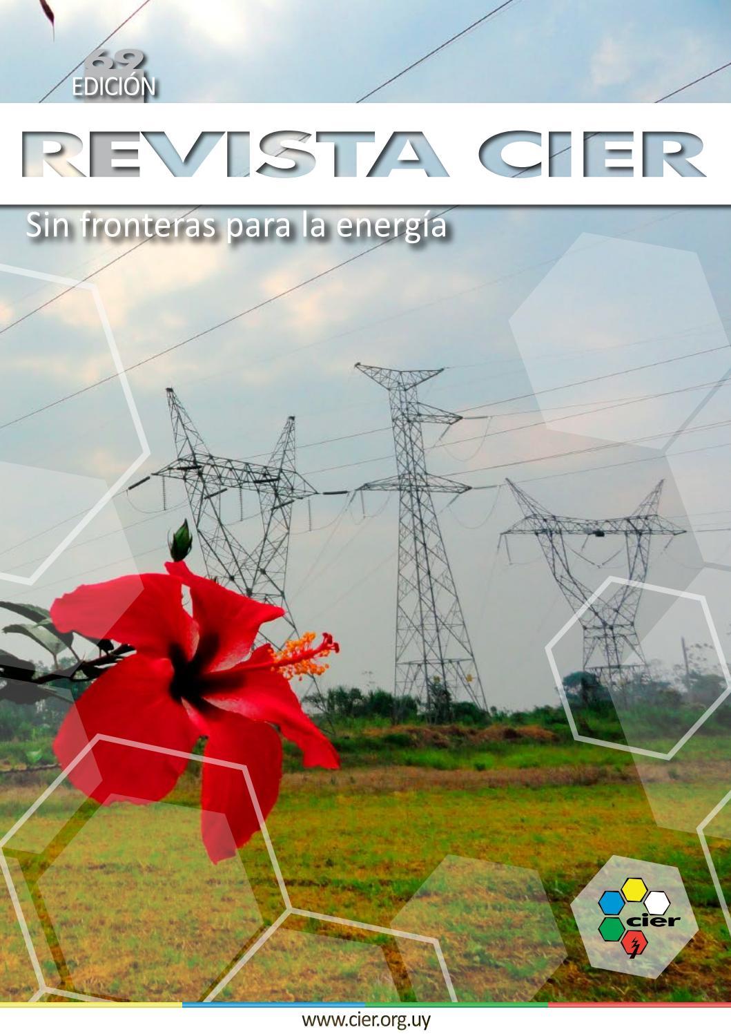 Revista Cier nº69 by COMUNICACIONCIER - issuu