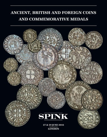 9f18ecd647 Ancient, British and Foreign Coins and Comm Medals inc European ...