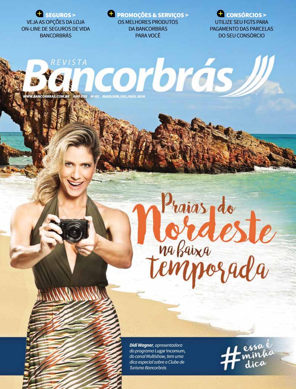 0aecd2cb173 Revista Bancorbrás nº 83 by Bancorbrás - issuu