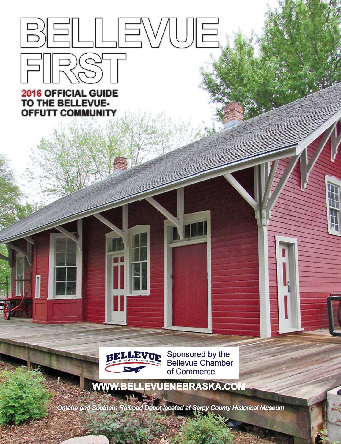 Bellevue first by suburban newspapers issuu for 7 salon bellevue