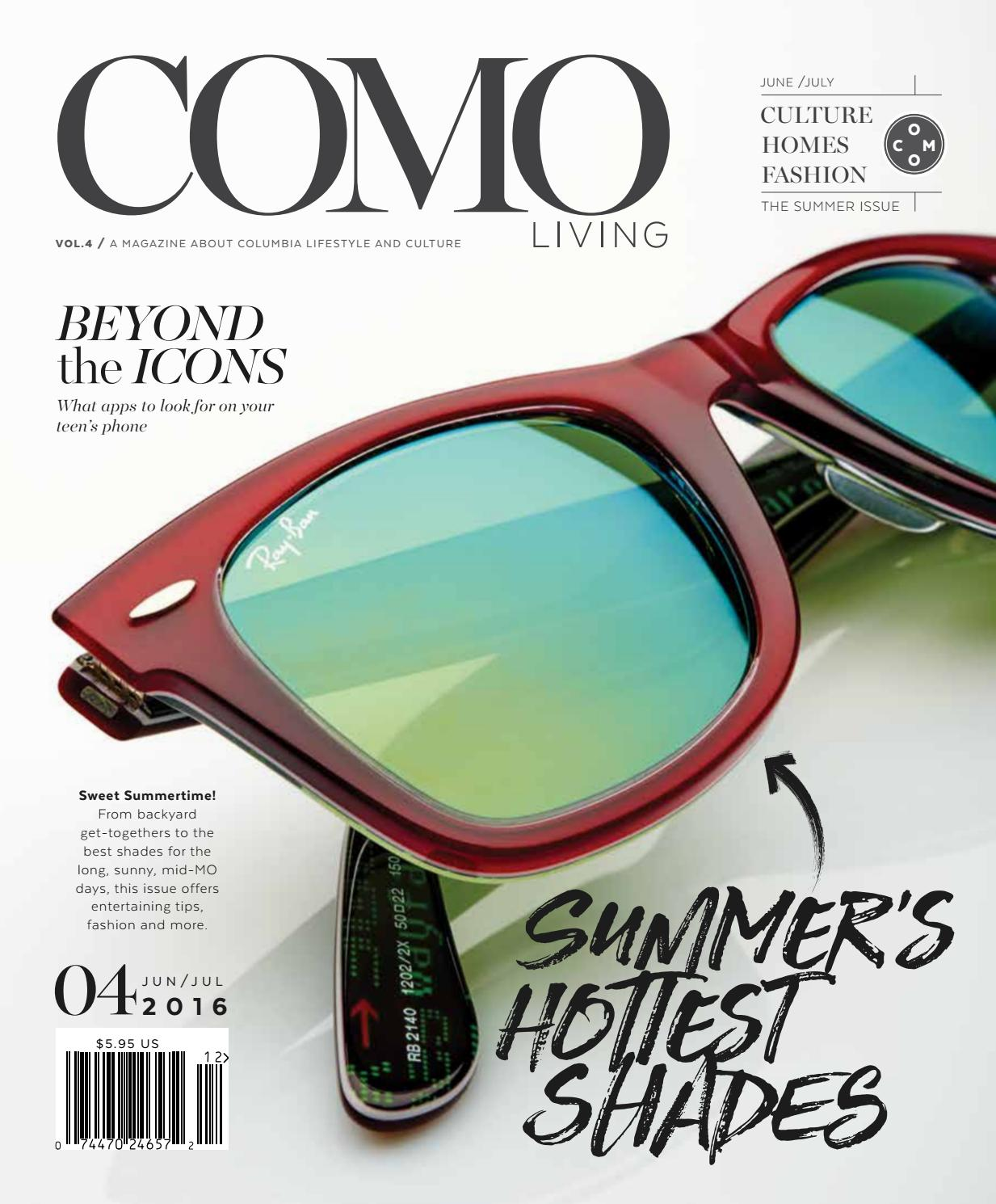 a7c772473e4 COMO Living Magazine - June July 2016 by Business Times Company - issuu
