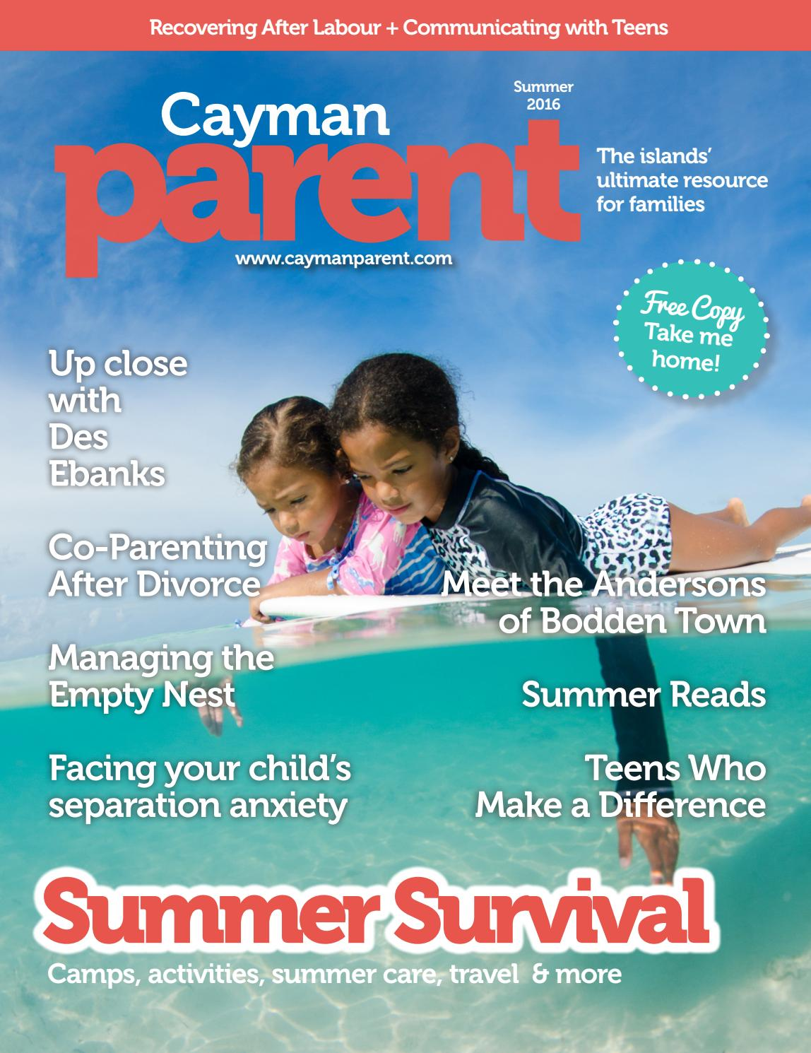 Cayman Parent Summer 2016 by Acorn Publishing - issuu