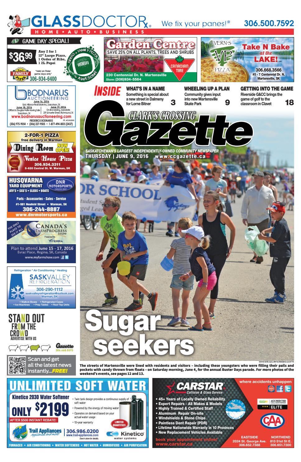 c64b12f3ca4 Clark s Crossing Gazette - June 9