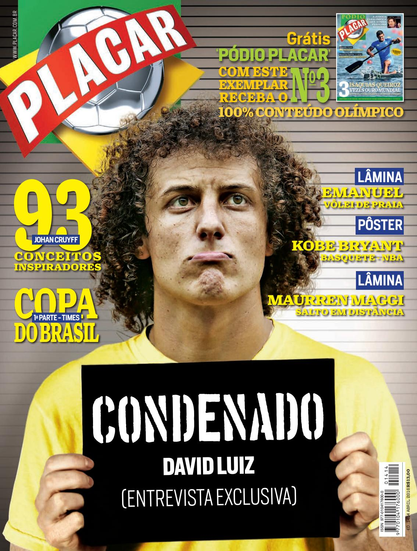 ada7cf111c Revista Placar – Editora Caras by Revista Placar - issuu