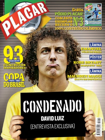 Revista Placar – Editora Caras by Revista Placar - issuu 0a72205075236