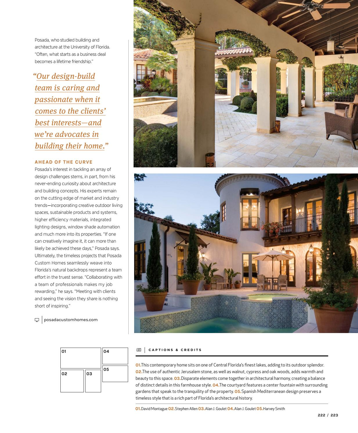 The Luxury Of Home 3rd Edition By Sandow Issuu