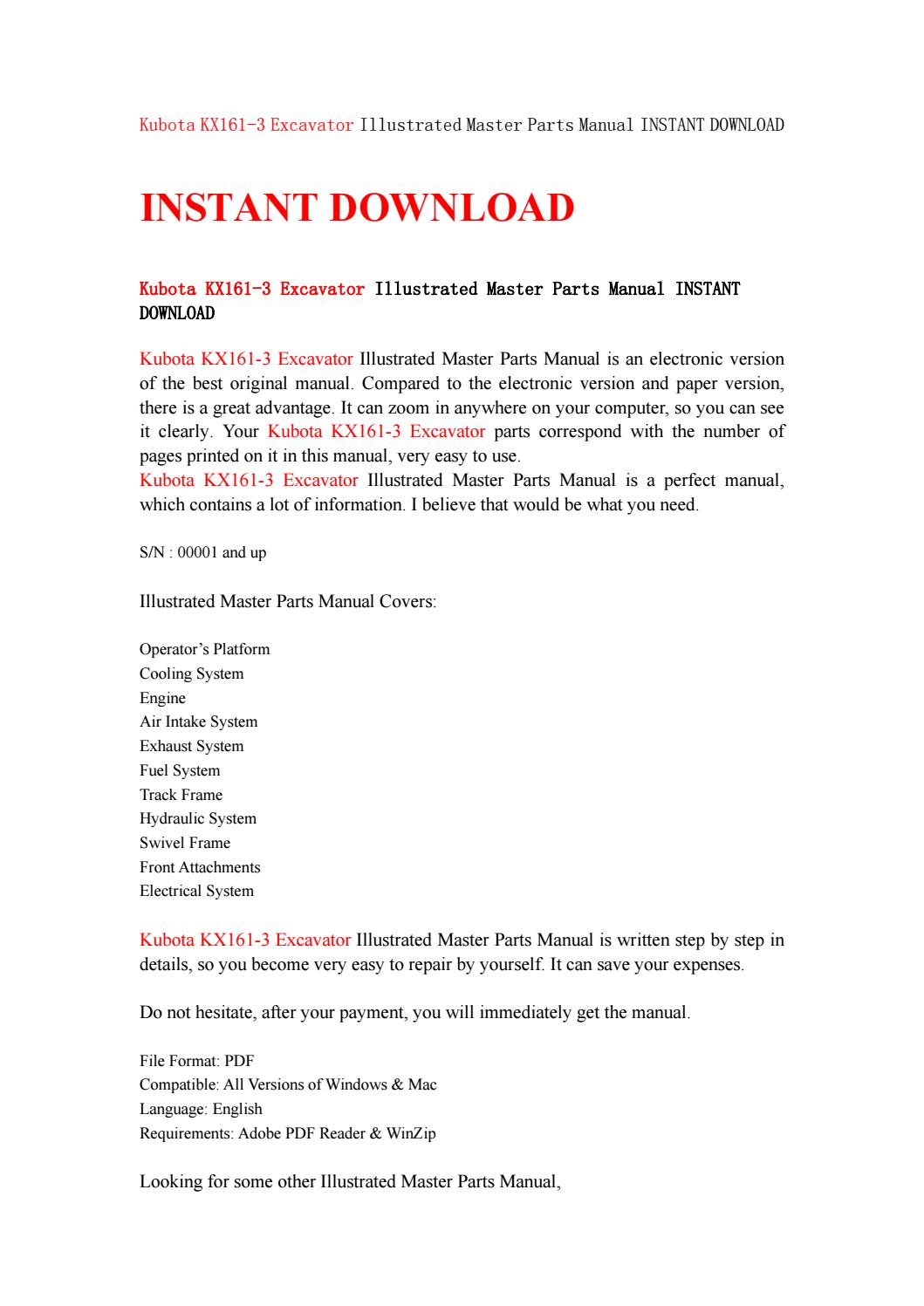 ... Array - kubota 121 3 parts manual ebook rh kubota 121 3 parts manual  ebook bitlab