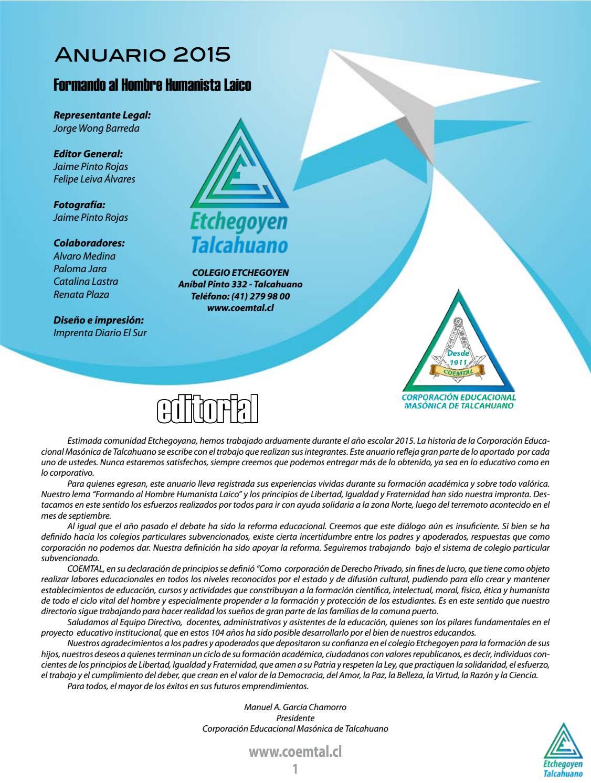 Anuario etchegoyen 2015 by víctorgarcesmunoz - issuu