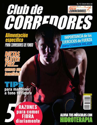 ce1200813162 Club de Corredores No.112   Junio by Ediciones Radar - issuu