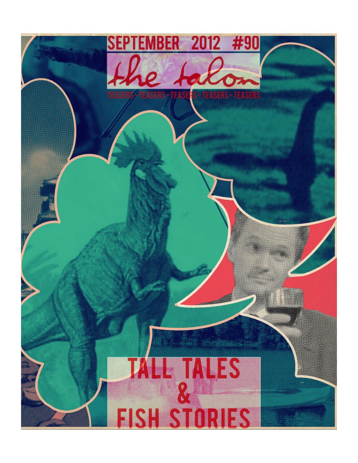 Ed. 90 - Tall Tales   Fish Stories by The Talon - issuu 0c472d6c402c0