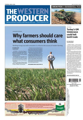 The western producer june 9 2016 by The Western Producer issuu