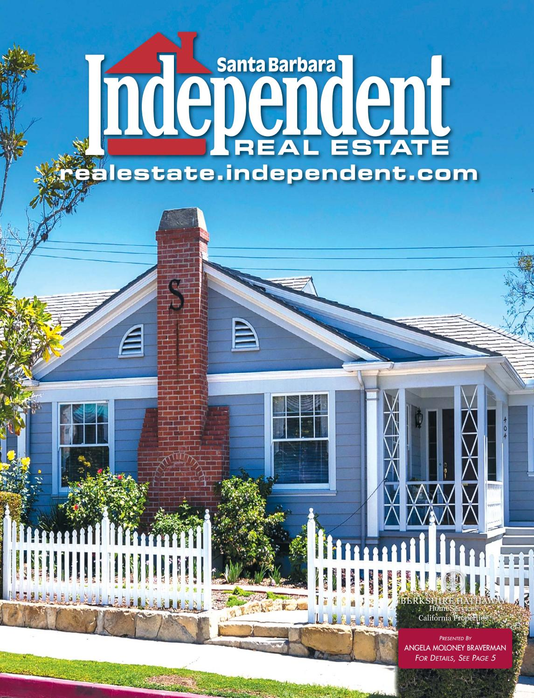 Santa Barbara Independent Real Estate, 6/9/2016 by SB Independent ...