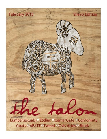 Ed. 103 - Sheep by The Talon - issuu 1f2842786680d