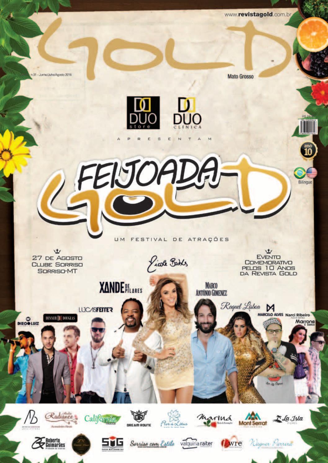 fc5b251c559 Revista Gold - Edição 31 by Revista Gold - issuu
