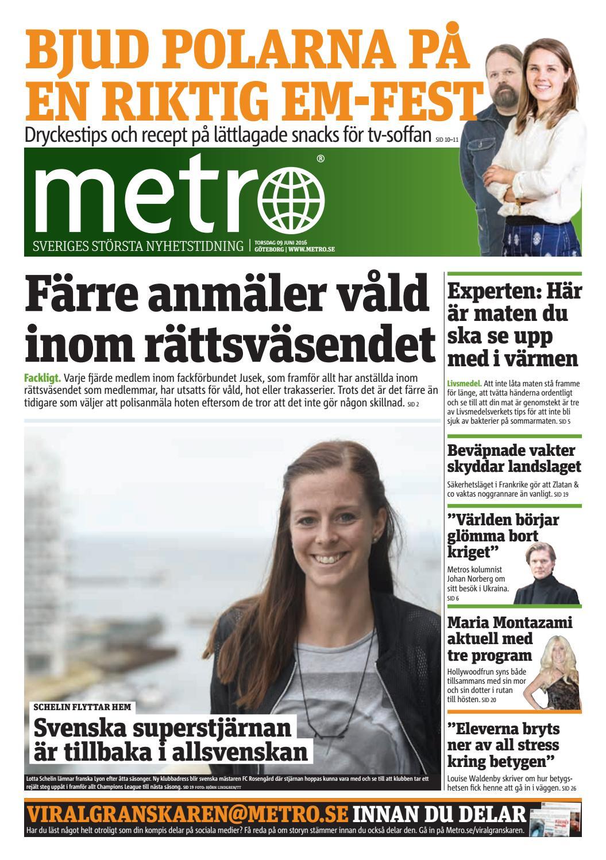 20160609 se goteborg by Metro Sweden - issuu 054080dc830bc