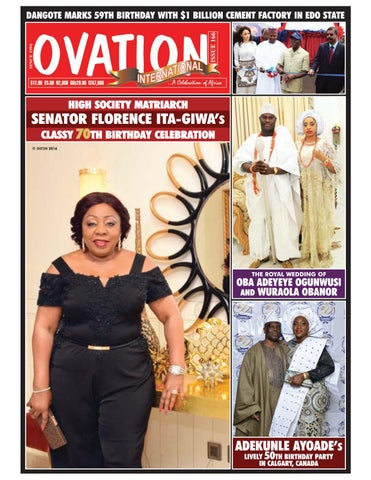 Ovation magazine issue 166 by t2eOvation - issuu