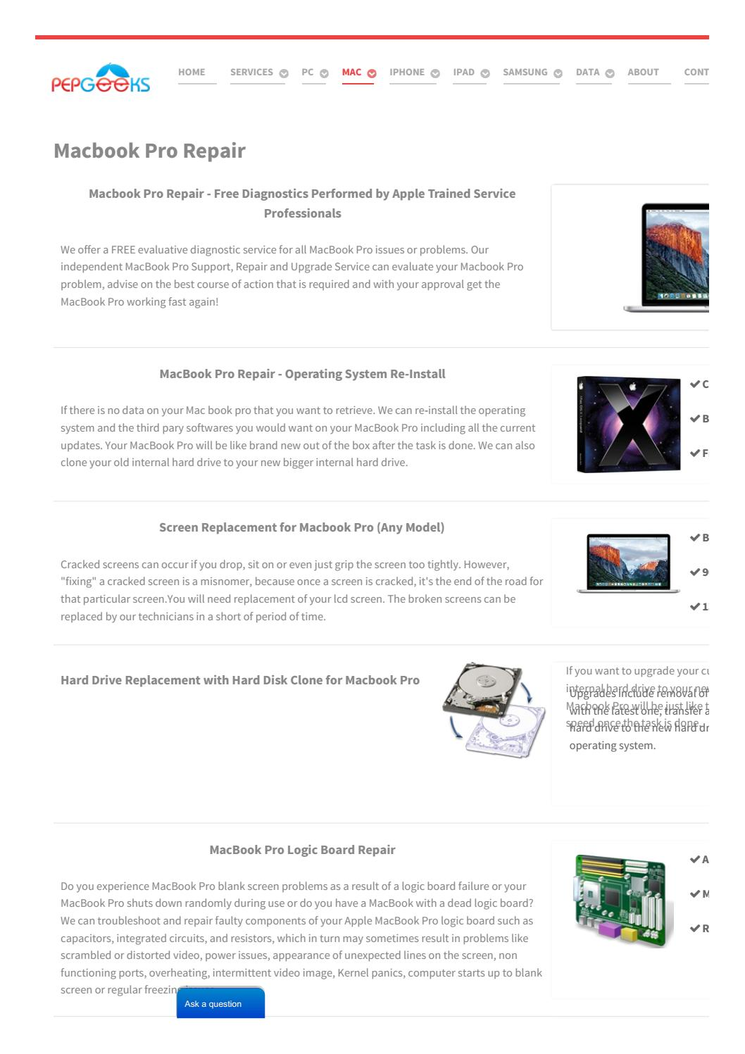 Pepgeeks com mac repair macbook pro service cost by vedvrat