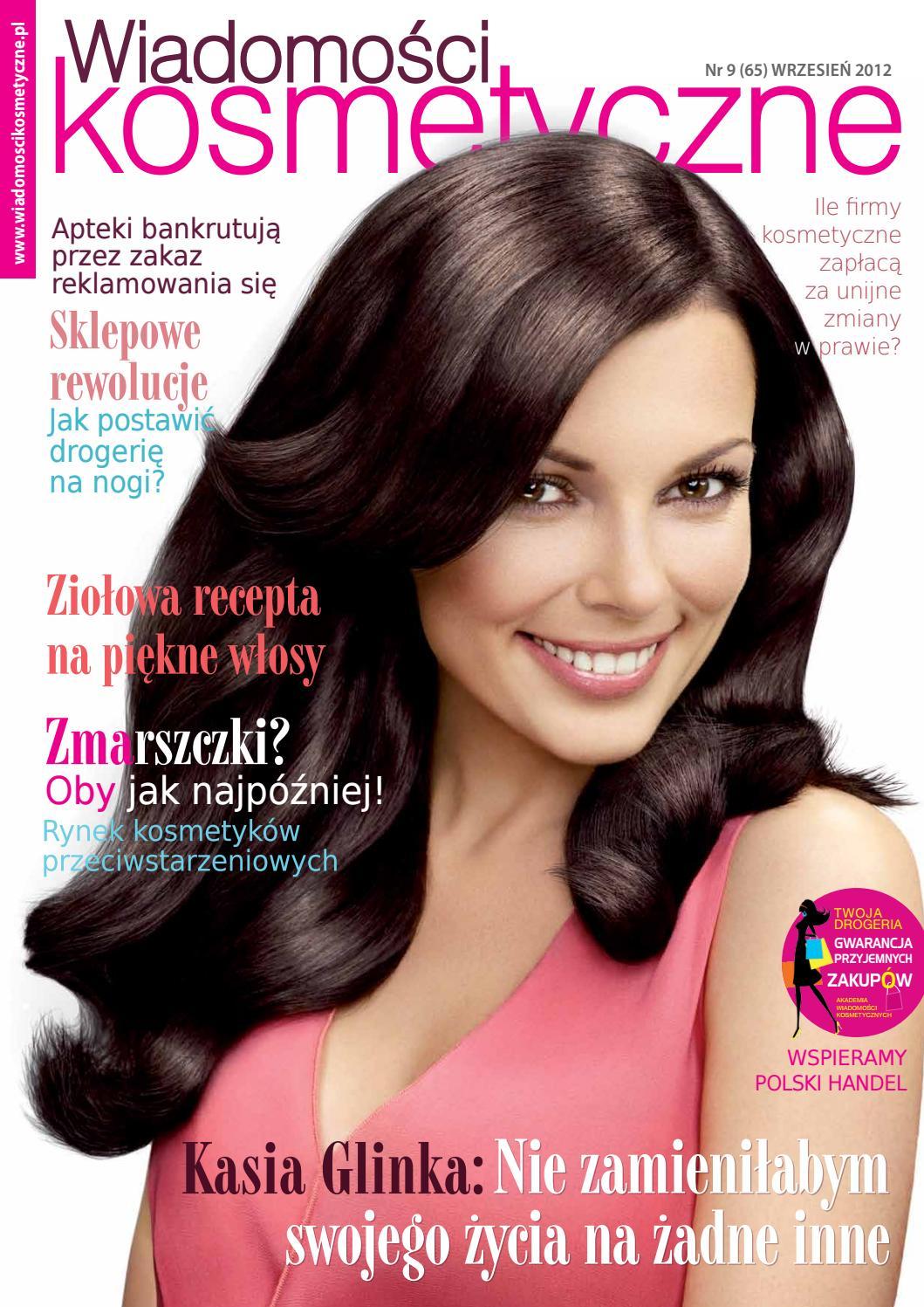 Wiadomości Kosmetyczne Wrzesień 2012 By