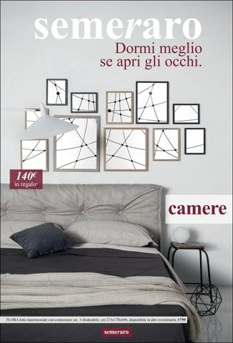 Semeraro Letto Contenitore.Semeraro Camere 2016 By Semeraro Issuu