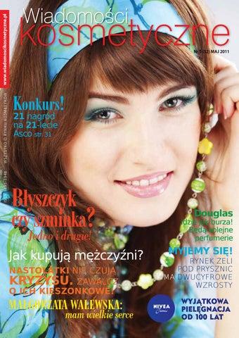 7cbdada8130853 Wiadomości kosmetyczne, maj 2011 by Wiadomoscikosmetyczne - issuu