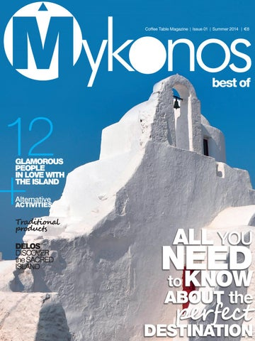 Mykonos Best of 2014 - V01 by Yellowpin - issuu 83366ef8799