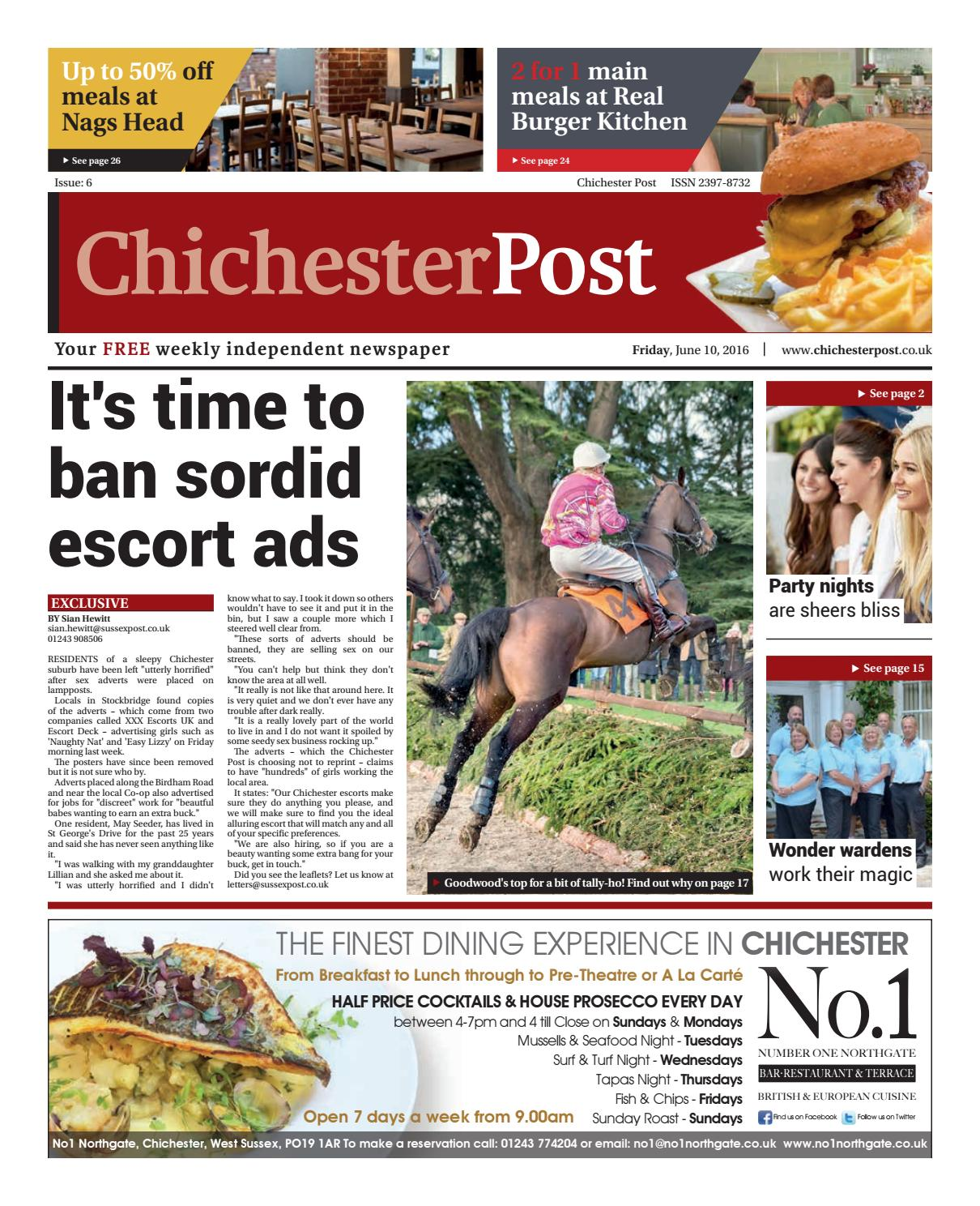 Chichester Post issue 6