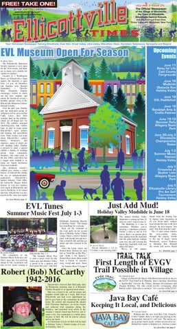 6 10 16 Ellicottville Times By