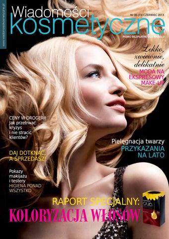 Wiadomości Kosmetyczne Czerwiec 2013 By