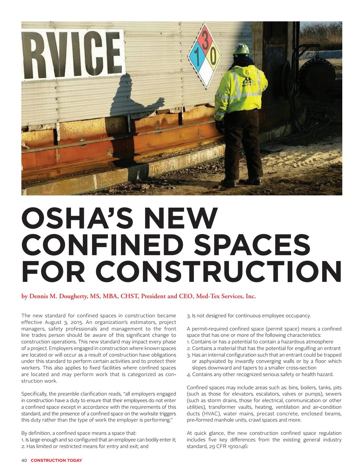 Construction Today - Issue 2 by General Building Contractors
