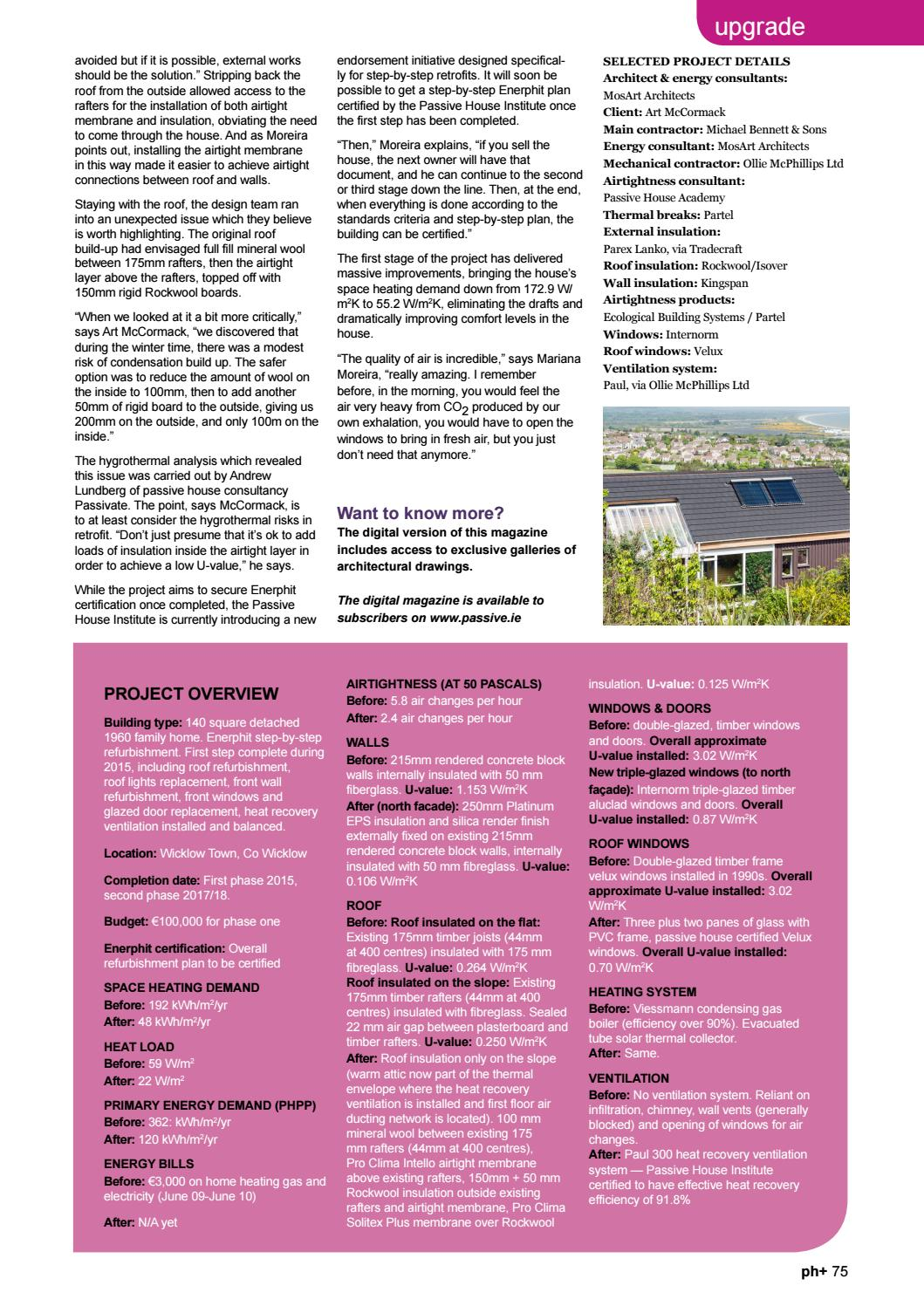 Passive house plus issue 16 (uk edition) by Passive House