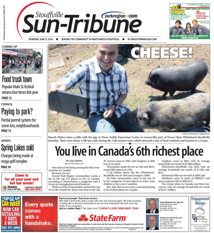 Stouffville Sun June 9 2016 By Tribune Issuu Circuits Greenan Alternative Energy Kit And Snap Extreme