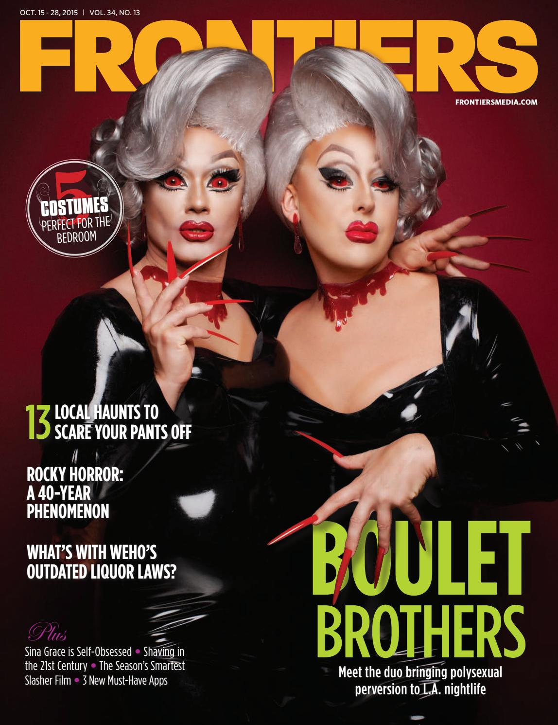 from Denver frontiers gay magazine