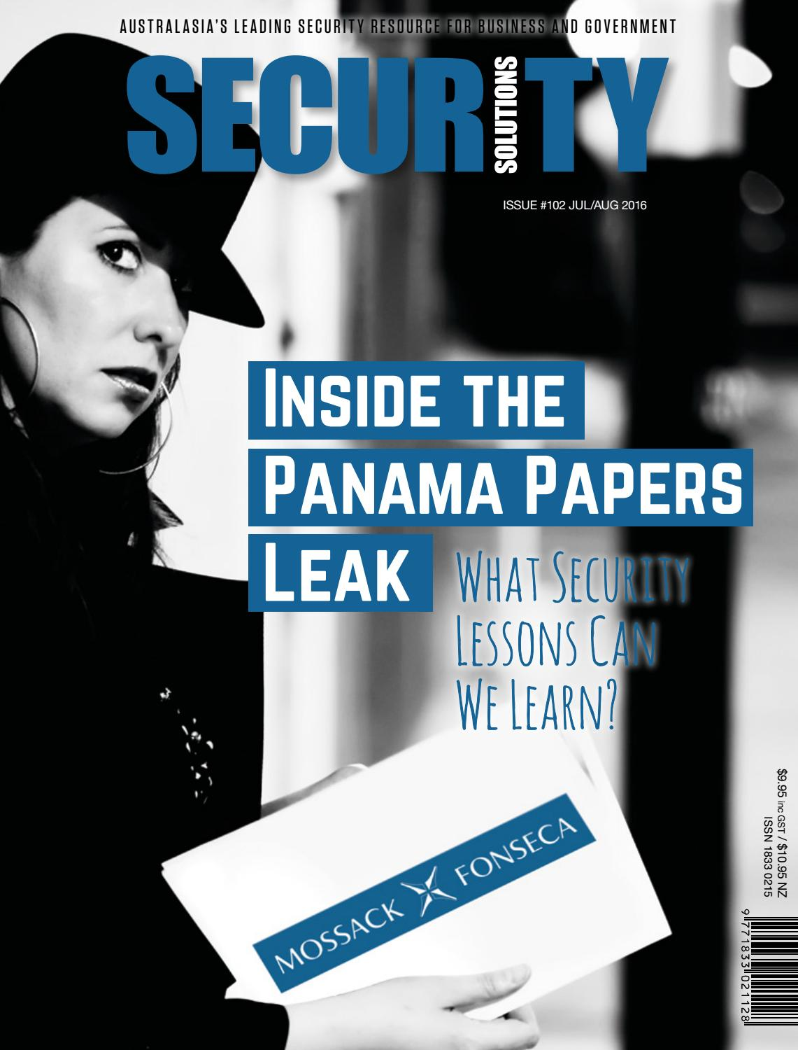 Security Solutions Magazine Issue 102 by Interactive Media Solutions ...