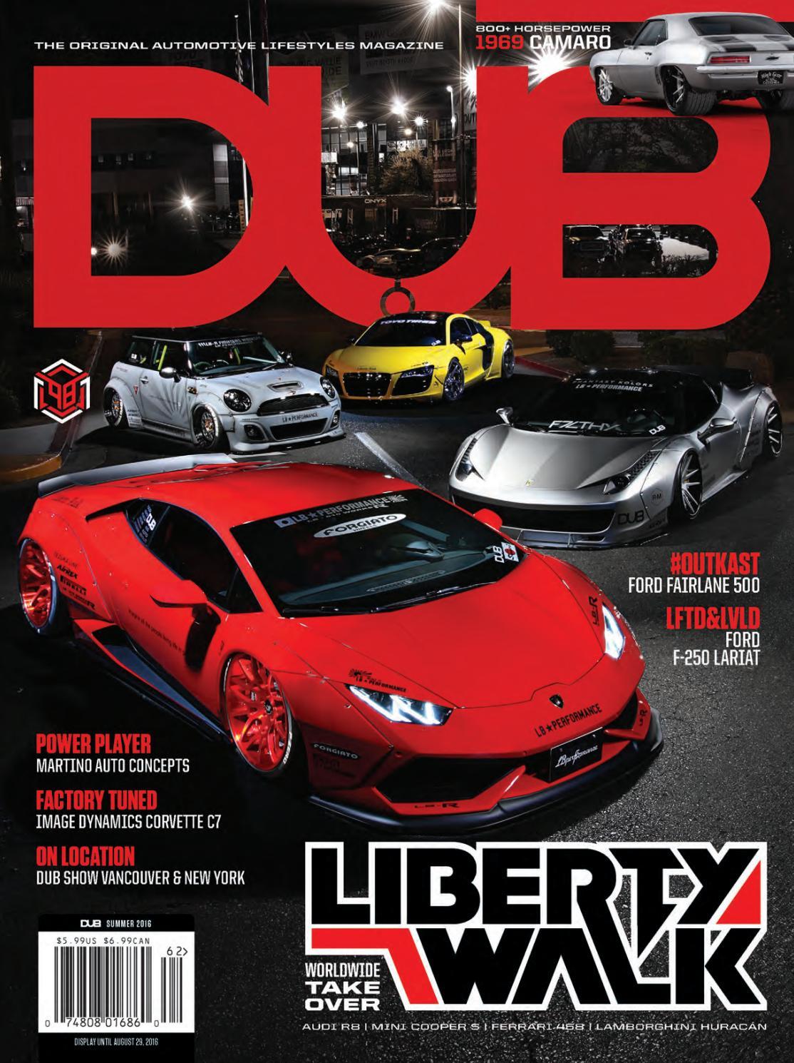 Dub Magazine Issue 98 By Issuu Automotive Gt Accessories Powerbass Installation 4 Gauge Wiring Kit