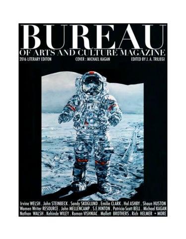 bureau of arts and culture literary edition 2016 by bureau of arts
