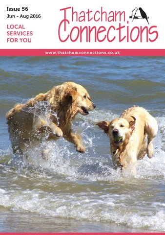 Thatcham Connections Issue 56 By Ursula Aitken