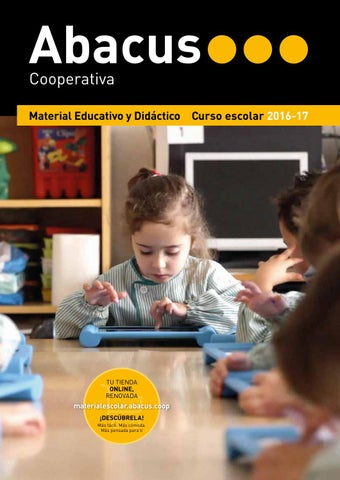 34b33387f Material Educativo Didáctico 2016-2017 - Abacus cooperativa by ...