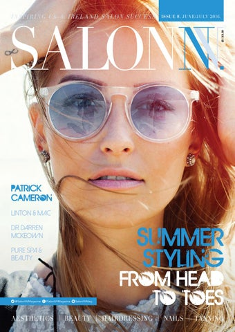 dcb3c9718fa SalonNV Issue 8 by Gallus Media - issuu