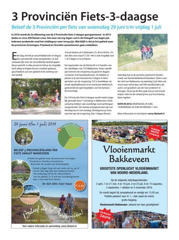 Mee Naar Camping De Drie Provinciën | Zoubeck