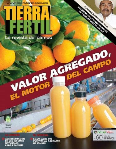 TIERRA FERTIL EDICION NACIONAL JUNIO 2016 by TIERRA FERTIL - issuu 966ee87b28d