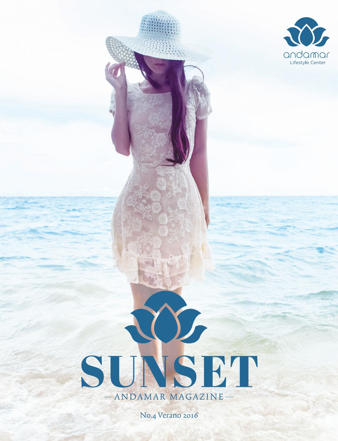 SUNSET ANDAMAR #4 VERANO 2016 by QUATRO GLOBAL MEDIA - issuu