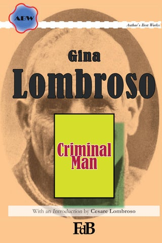 Criminal Man By Fdbooks Issuu