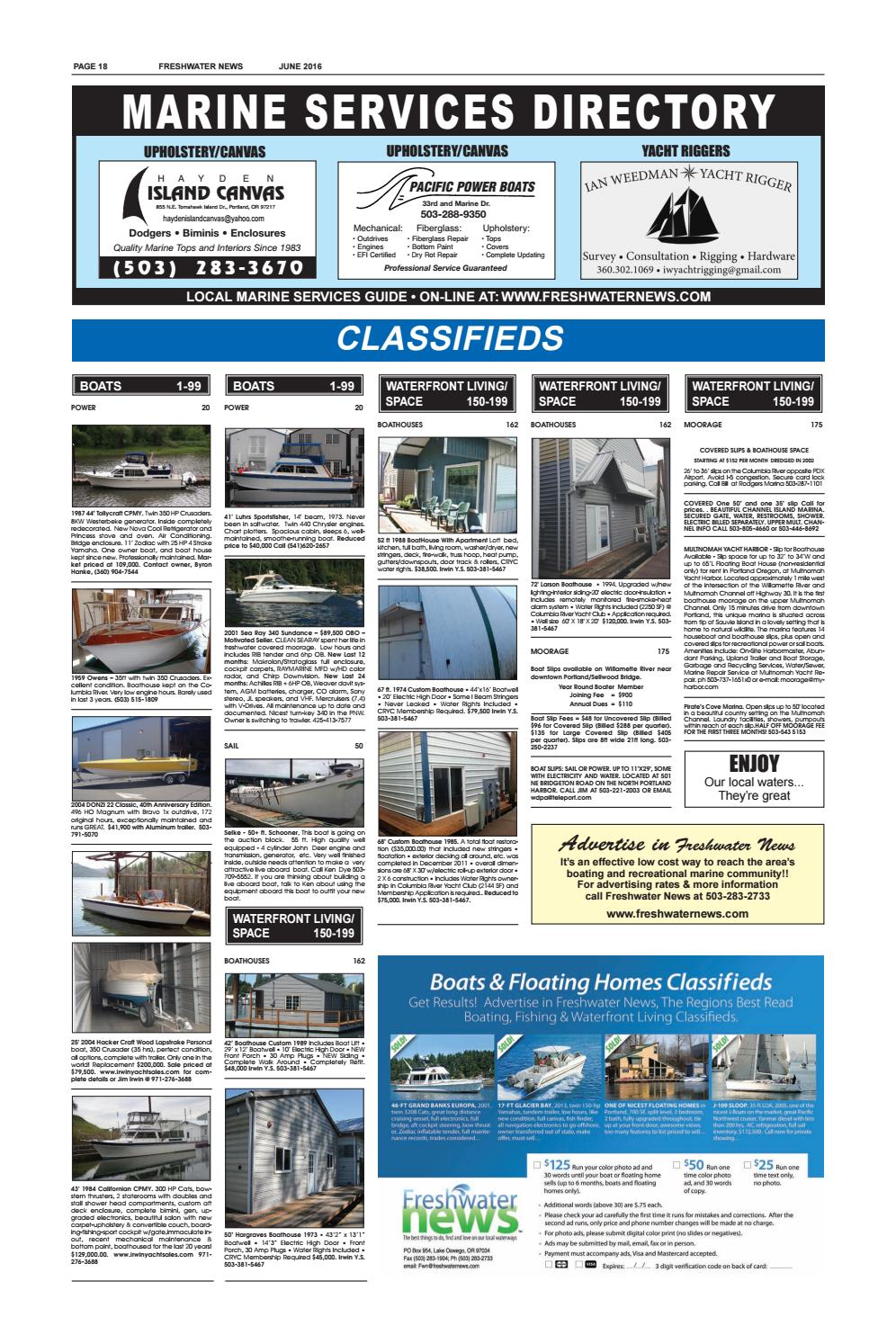 Freshwater News | June 2016 by Freshwater News - issuu