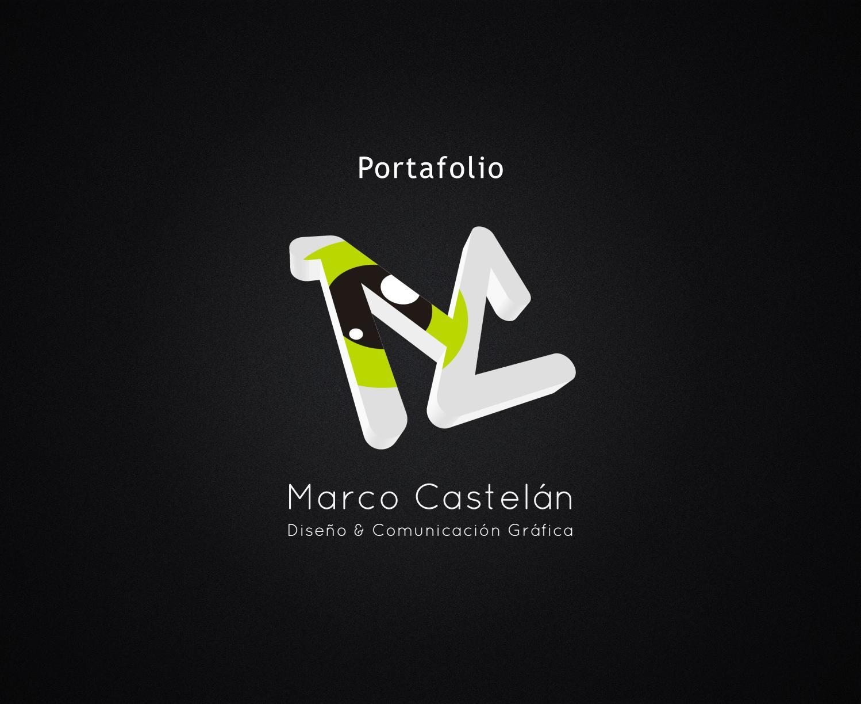Portafolio dise o gr fico graphic design by marco for Diseno de interiores un manual pdf
