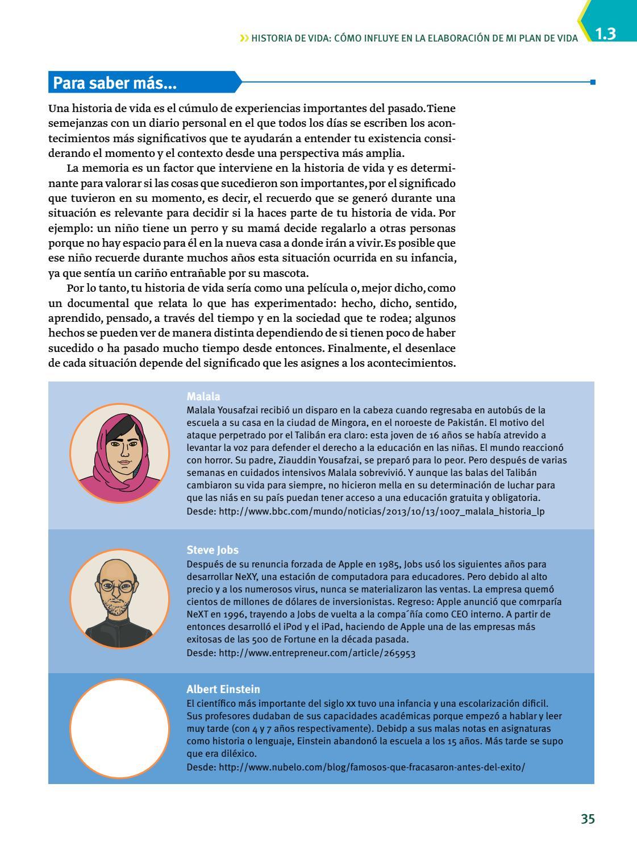 Diseño de plan de vida by Editorial Universitaria - issuu